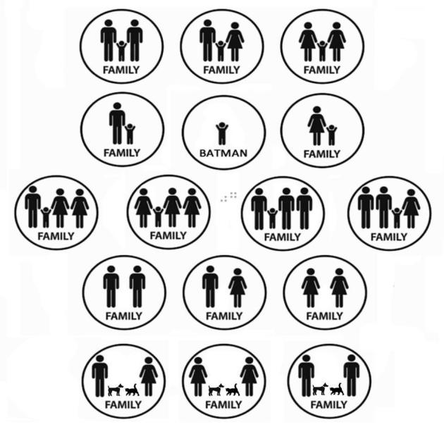 Families are diverse. Courtesy: Gender Anarchy