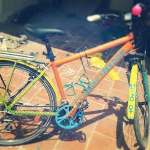 Ride for Gender Freedom Cycle - Gender Bender