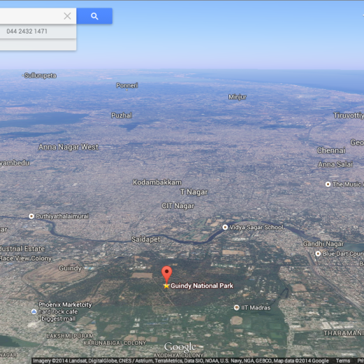 Google maps Screen Shot 2014-06-20 at 1.25.13 pm