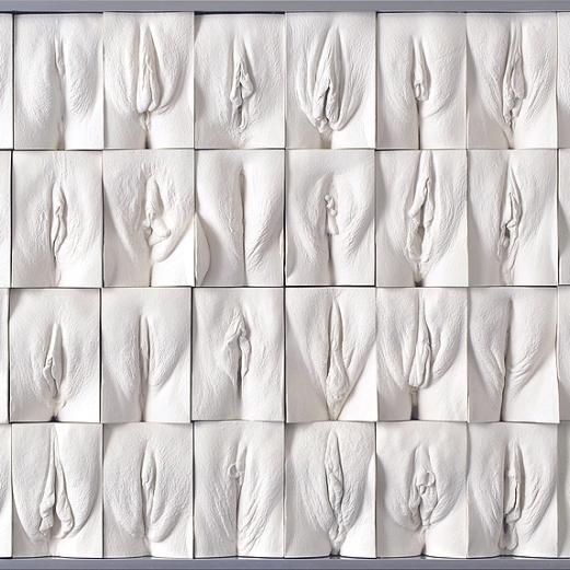 Great Wall of Vagina, Panel 5